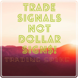 Trade Signals Not Dollar Signs