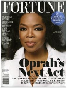 Oprah Winfrey Goes Supernova
